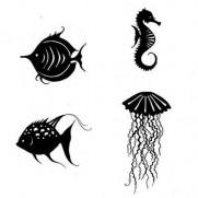 Lavinia Étampe Créatures de la Mer