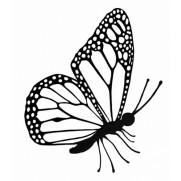 Lavinia Étampe Papillon Miniature