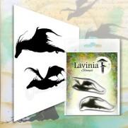 Lavinia Étampe Ensemble de Dragons