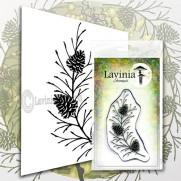 Lavinia Étampe Branche de cônes de sapin