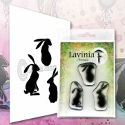 Lavinia Étampe Lièvres sauvages
