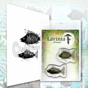 Lavinia Étampe Ensemble de Poissons