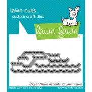 Lawn Fawn Matrice de découpe Vagues
