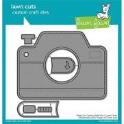 Lawn Fawn Matrice de découpe Iris magique ajout Caméra