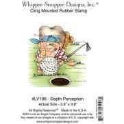 Whipper Snapper Étampe Golfeur