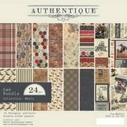"""Authentique Paper Pad 6""""X6"""" Pour Homme"""