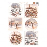 Marianne Designs Image Hiver 1