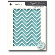 Masque Memory Box Chevrons simples