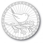 Memory Box die Cercle Oiseau perché
