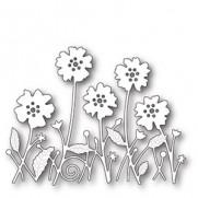 Memory Box Die Bordure Antilles florale