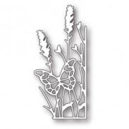 Memory Box Die Coin Lavande & Papillon coté droit