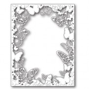 Memory Box Die Cadre Papillons