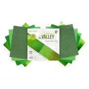 """Craft Perfect Pad 6""""X6"""" Green valley"""