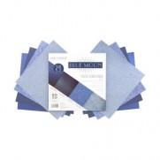 "Craft Perfect Pad 6""X6"" Blue Moon"