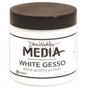 Dina Wakley Media Gesso blanc