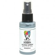 Dina Wakley Media Gloss Spray Minéral