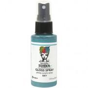 Dina Wakley Media Gloss Spray Sky