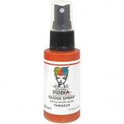 Dina Wakley Media Gloss Spray Tangelo