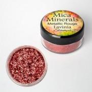 Lavinia Mica Minerals Metallic Rouge