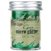 Stampendous Micro Glitter Vert