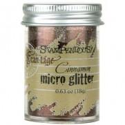 Stampendous Micro Glitter Cinnamon