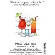 Whipper Snapper Étampe Thérapie de groupe