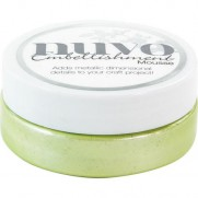 Nuvo Mousse Spring Green