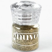 Nuvo Poudre embossage Glitter Or