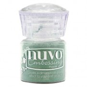 Nuvo Poudre embossage Pearled Pistachio