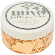 Nuvo Gilding Flakes Cuivre
