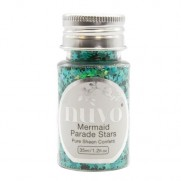 Nuvo Confetti Mermaid Parade Stars