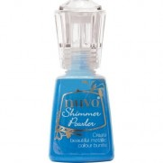 Nuvo Poudre Shimmer Blue Blitz