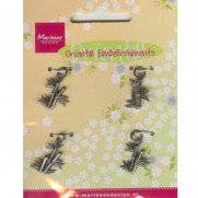 Charms Marianne Designs Bamboo