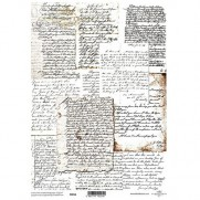 Papiers de scrapbooking translucides Parchemin