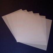 Papier Vélin translucide 8.5 X 11 pouces 29 lbs.