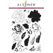 Étampe Altenew Peony Bouquet