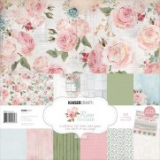 "Kaisercraft Pad 12""X12"" Rose Avenue"