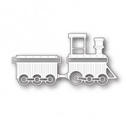 Poppystamps Dies Choo Choo Train