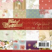 "Precious Marieke Paper Pack 6""X6"" Une touche de Noël"