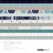 "Kaisercraft Pad 6.5""X6.5"" Wonderland"