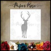 Paper Rose die Renne