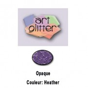 Art Glitter Ultrafin Heather
