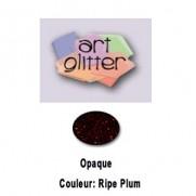 Art Glitter Ultrafin Ripe Plum