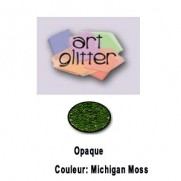 Art Glitter Ultrafin Michigan Moss