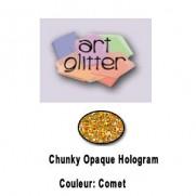 Art Glitter Chunky Holo. Comet