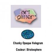 Art Glitter Chunky Holo. Statosphere