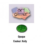 Art Glitter Ultrafin Kelly