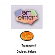 Art Glitter Ultrafin Melone