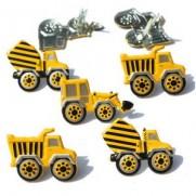 Brads Camions de construction