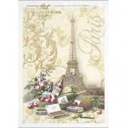 ITD Collection Papier de Riz Tour Eiffel